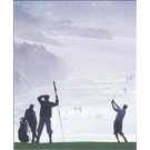 "Payne Stewart 17"" x 22"" Amazing Grace Golf Lithograph (Unframed)"