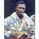 "Joe Frazier Autographed ""Ali / Frazier I Weight"" 8"" x 10"" Color Photograph  (Unframed)"
