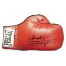 Joe Frazier Autographed Everlast Boxing Glove with Inscription of Smokin Joe Frazier