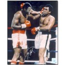 "Larry Holmes Autographed ""Holmes vs. Ali"" 16"" x 20"" Color Photograph  (Unframed)"