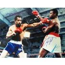"""Larry Holmes & Ken Norton Autographed """"Holmes vs. Norton"""" 16"""" x 20"""" Color Photograph   (Unframed)"""
