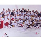 "Mario Lemieux Autographed ""Pittsburgh Penguins"" 16"" x 20"" Color Photograph  (Unframed)"