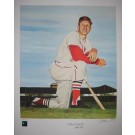 "Stan Musial and James Fiorentino Autographed Limited Edition 16"" x 20"" Lithograph Print with ""HOF '69"" Inscription (Unframed)"