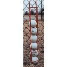 Hanging Softball Holder - Holds 9 Softballs