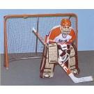 "72""W x 50""H x 17""D Practice Ice Hockey Goal"