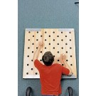 3' x 3' Peg Board - 61 Holes