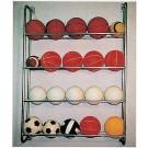 """60""""H x 42""""L x 11""""W Wall Mounted Ball Locker"""