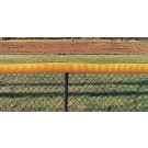 250' Yellow Fence Protector