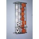 Double Sided Wall Mounted Ball Locker