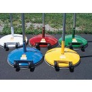 Multi-Use Standards with 8' Pole and 180 lb. Base