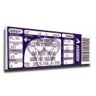 Randy Johnson Arizona Diamondbacks 4,000 Strikeout Mega Ticket