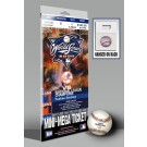 2000 New York Yankees World Series Game 4 Mini-Mega Ticket