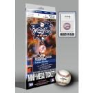 2000 New York Yankees World Series Game 4 Mini-Mega Ticket