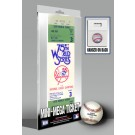 1978 New York Yankees World Series Game 3 Mini-Mega Ticket