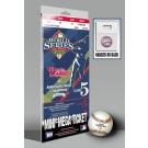 2008 Philadelphia Phillies World Series Game 5 Mini-Mega Ticket