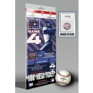 2006 St. Louis Cardinals World Series Game 4 Mini-Mega Ticket