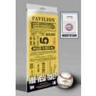 1934 St. Louis Cardinals World Series Game 5 Mini-Mega Ticket