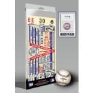1942 St. Louis Cardinals World Series Game 2 Mini-Mega Ticket