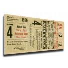 1926 St. Louis Cardinals World Series Mega Ticket