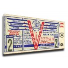 1942 St. Louis Cardinals World Series Mega Ticket