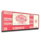 Lou Brock 893 Stolen Base Mega Ticket