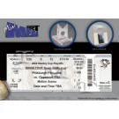 Pittsburgh Penguins 2009 Stanley Cup Champions Mini-Mega Ticket