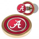 Alabama Crimson Tide  Challenge Coin with Ball Markers (Set of 2)