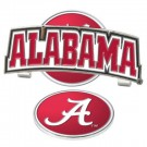 Alabama Crimson Tide Slider Clip with Golf Ball Marker (Set of 3)