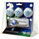 Air Force Academy Falcons 3 Ball Golf Gift Pack with Kool Tool