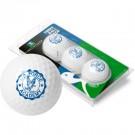 Air Force Academy Falcons Top Flite XL Golf Balls 3 Ball Sleeve (Set of 3)