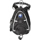 Air Force Academy Falcons Black Mini Day Pack (Set of 2)