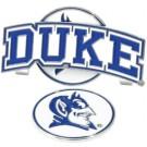 Duke Blue Devils Slider Clip with Golf Ball Marker (Set of 3)