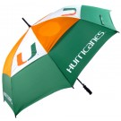 "Miami Hurricanes 62"" Golf Umbrella"