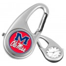 Mississippi (Ole Miss) Rebels Carabiner Watch