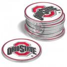 Ohio State Buckeyes Golf Ball Marker (12 Pack)