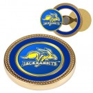 South Dakota State Jackrabbits Challenge Coin with Ball Markers (Set of 2)