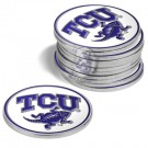 Texas Christian Horned Frogs Golf Ball Marker (12 Pack)