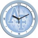 "Air Force Academy Falcons 12"" Blue Wall Clock"