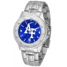 Air Force Academy Falcons Competitor AnoChrome Men's Watch with Steel Band