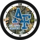 "Air Force Academy Falcons 12"" Camo Wall Clock"