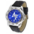 Air Force Academy Falcons Sport AnoChrome Men's Watch with Leather Band