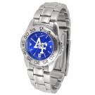 Air Force Academy Falcons Sport AnoChrome Ladies Watch with Steel Band
