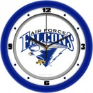 """Air Force Academy Falcons Traditional 12"""" Wall Clock"""