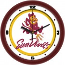 "Arizona State Sun Devils Traditional 12"" Wall Clock"