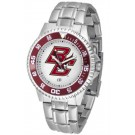 Boston College Eagles Competitor Watch with a Metal Band