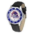 Boise State Broncos Competitor Men's Watch by Suntime