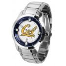 California (UC Berkeley) Golden Bears Titan Steel Watch