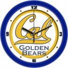 "California (UC Berkeley) Golden Bears Traditional 12"" Wall Clock"