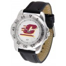 Central Michigan Chippewas Gameday Sport Men's Watch by Suntime