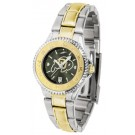 Colorado Buffaloes Competitor AnoChrome Ladies Watch with Two-Tone Band